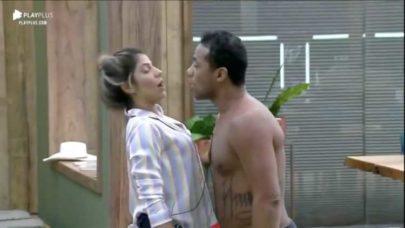 A Fazenda 11: Phellipe é expulso após dar beijo à força em Hariany