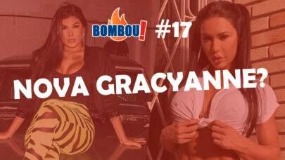 BOMBOU! MC Pocah divulga foto sensual e é comparada à Gracyanne Barbosa
