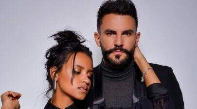 Após dois meses separados, ex-BBBs Gleici Damasceno e Wagner Santiago reatam namoro