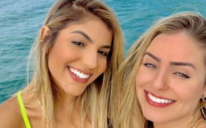 Ex-BBB Paula Sperling abre o jogo sobre possível namoro com Hariany Almeida