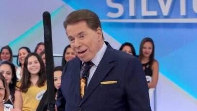 Silvio Santos diz que demitirá dançarina com coxa mais fina e gera polêmica