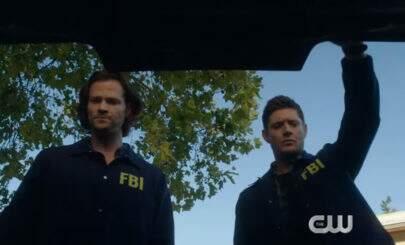 """Temporada final de """"Supernatural"""" ganha novo teaser e fotos inéditas"""