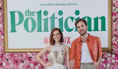 """Política, música e diversão! Conversamos com o elenco de """"The Politician"""", nova série da Netflix"""