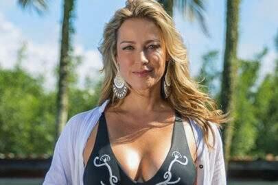 """Luana Piovani revela que irá fazer lipo na axila: """"Tirar gordura"""""""