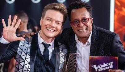 "Tony Gordon é campeão do ""The Voice Brasil"" 2019"