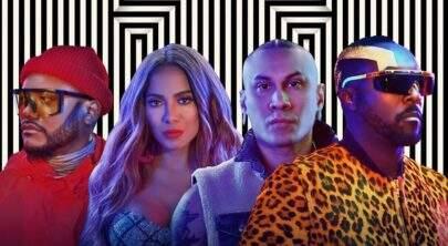 "Black Eyed Peas libera parceria com Anitta: ""eXplosion"""