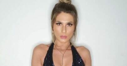 """Lívia Andrade chama a atenção com decote explosivo em evidência: """"Pegando fogo"""""""