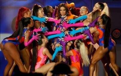 Anitta é a artista mais mencionada no Twitter durante o Rock in Rio