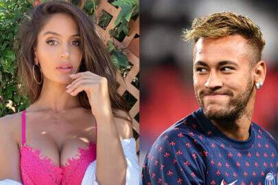Fotos da suposta nova namorada de Neymar fazem sucesso na internet