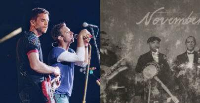 Suposto cartaz de novo álbum do Coldplay é colocado no Metrô de São Paulo