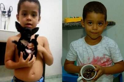 Criança quebra cofrinho e oferece as moedas para quem encontrar seu cachorro