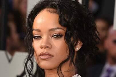Homem critica testa de Rihanna e cantora rebate comentário