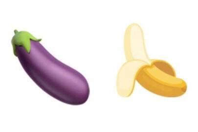 "Facebook e Instagram vão proibir ""emojis sexuais"", como berinjela e banana"