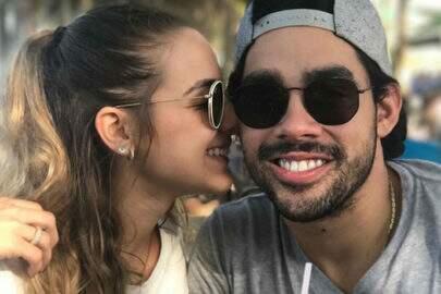Noiva de Gabriel Diniz homenageia o sertanejo no dia em que ele faria 29 anos