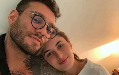 """Lucas Lucco e Lorena Carvalho anunciam o sexo do bebê: """"Não tava me aguentando de ansiedade"""""""