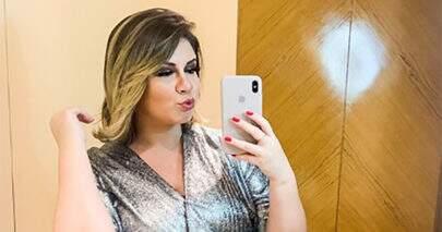 """Marília Mendonça desabafa sobre efeitos da gravidez: """"Que saudade do meu ex… Nariz"""""""
