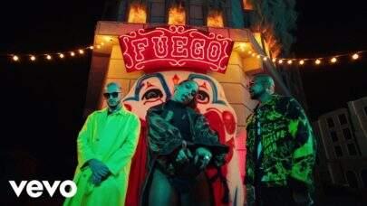 """DJ Snake lança clipe de """"Fuego"""", com Anitta e Sean Paul"""