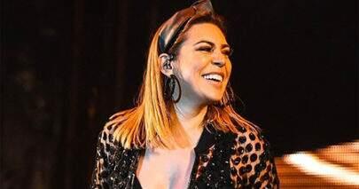 """Naiara Azevedo é acusada de plágio e rebate: """"Não roubei a música de ninguém"""""""