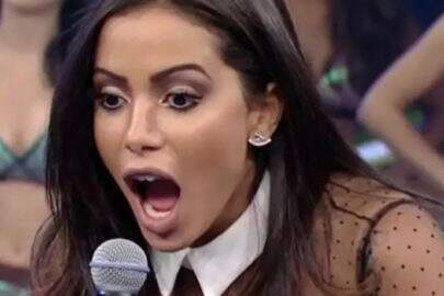 Mulher cria abaixo-assinado para prender Anitta e consegue bater meta de assinaturas