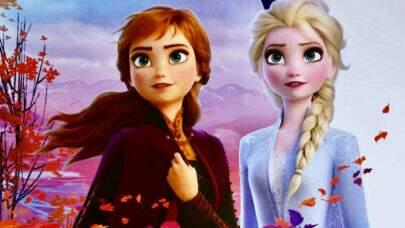 """""""Frozen 2"""" ganha novo teaser e música inédita com Panic! At The Disco"""