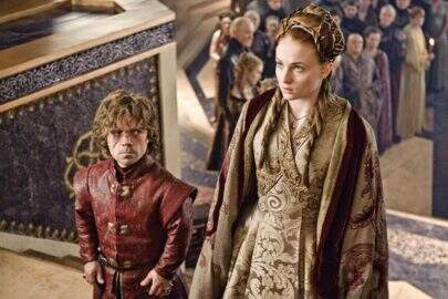"HBO revela cena deletada de Sansa e Tyrion em ""Game of Thrones"""