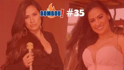 BOMBOU! Após perder 8KG, Simone sensualiza de coelhinha