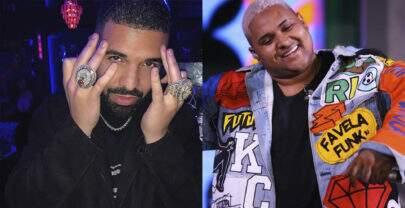 """Drake lança versão em inglês de """"Ela é do Tipo"""", de Kevin O Chris"""
