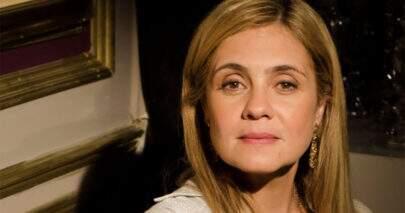 """Adriana Esteves, a """"Carminha"""" de Avenida Brasil, não queria que a novela fosse reexibida"""