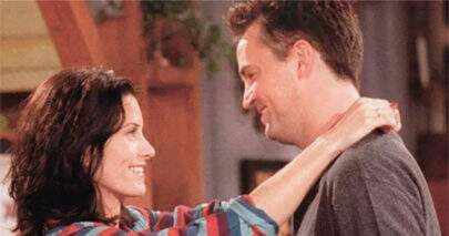 "Courteney Cox e Matthew Perry, Monica e Chandler de ""Friends"", postam foto de reencontro"