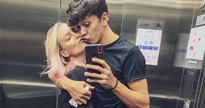 Júlio Cocielo e Tatá Estaniecki anunciam sexo do primeiro bebê