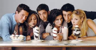 'Friends' pode ganhar um especial com elenco original para comemorar os 25 anos da série