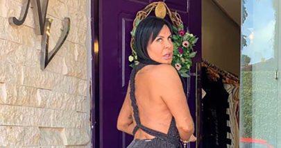 """Gretchen responde críticas por usar roupa curta aos 60 anos: """"Cheias de recalque"""""""