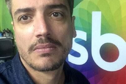 """Leo Dias pede rescisão de contrato com o SBT: """"Chegou a hora de encerrar um ciclo"""""""