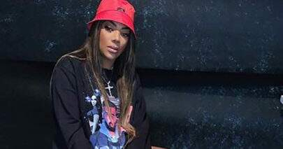 "Ludmilla relata ter sido alvo de racismo durante premiação e Anitta a defende: ""Abominável"""