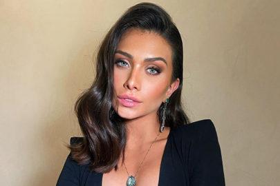 Flavia Pavanelli é criticada pelo tamanho dos seios e reage