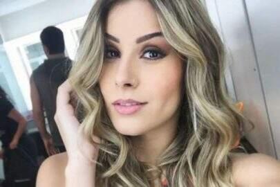 Bailarina do Faustão, Mayara Araújo posta clique exibindo boa forma e recebe elogios