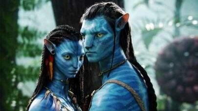 """Primeira imagem de sequência de """"Avatar"""" mostra bastidores e nova nave"""