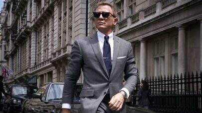 """James Bond está de volta em novo teaser de """"007 – Sem Tempo Para Morrer"""""""