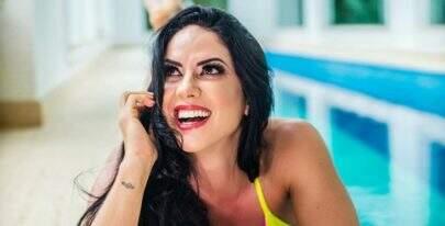 """Graciele Lacerda surpreende fãs com foto reveladora: """"Por que tão perfeita?"""""""