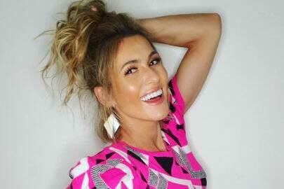 Volume no vestido de Lívia Andrade deixa seguidores sem entender