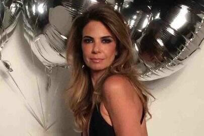 """Luciana Gimenez choca fãs ao surgir com maiô ousado em clima de final de ano: """"Feliz festas"""""""