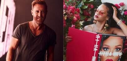 """David Guetta fala sobre novo álbum de Rihanna: """"Muitas surpresas e colaborações"""""""