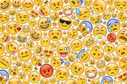 Conheça os 10 emojis mais usados pelos brasileiros em 2019