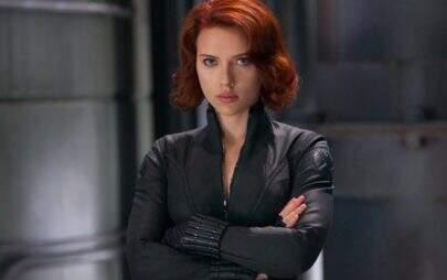 Scarlet Johansson quase não foi a Viúva Negra nos filmes da Marvel