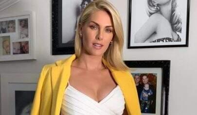 Ana Hickmann surge com novo visual e é comparada à Pabllo Vittar