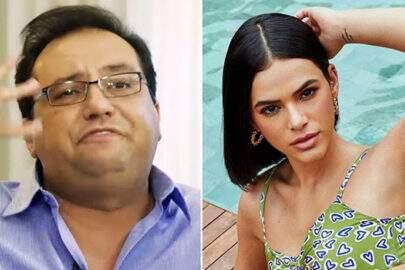 Geraldo Luís pede chance a Bruna Marquezine e viraliza