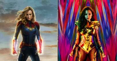"""Atriz de """"Capitã Marvel"""" diz que está ansiosa para """"Mulher-Maravilha 1984"""""""
