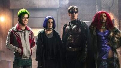 """Netflix revela data de estreia da segunda temporada de """"Titãs"""""""