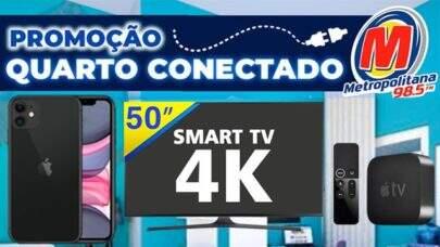 """Promoção """"Quarto Conectado"""""""