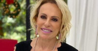 """""""Porque mereço"""", diz Ana Maria Braga após trocar café por vinho"""